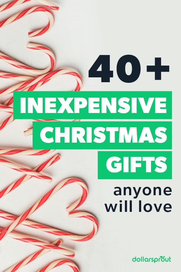 where to get cheap christmas gifts