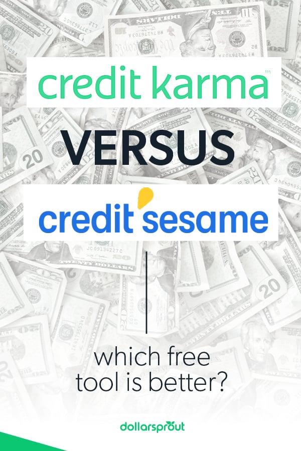 credit karma vs credit sesame comparison