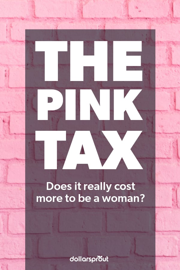 The Pink Tax explained