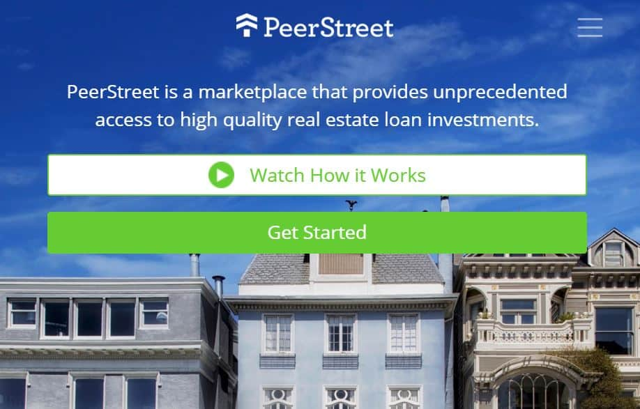 PeerStreet Peer-to-peer loans