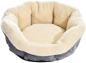 heated pet bed