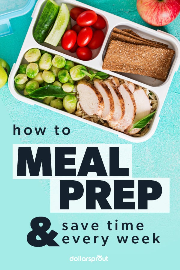 how to meal prep on a budget and save money