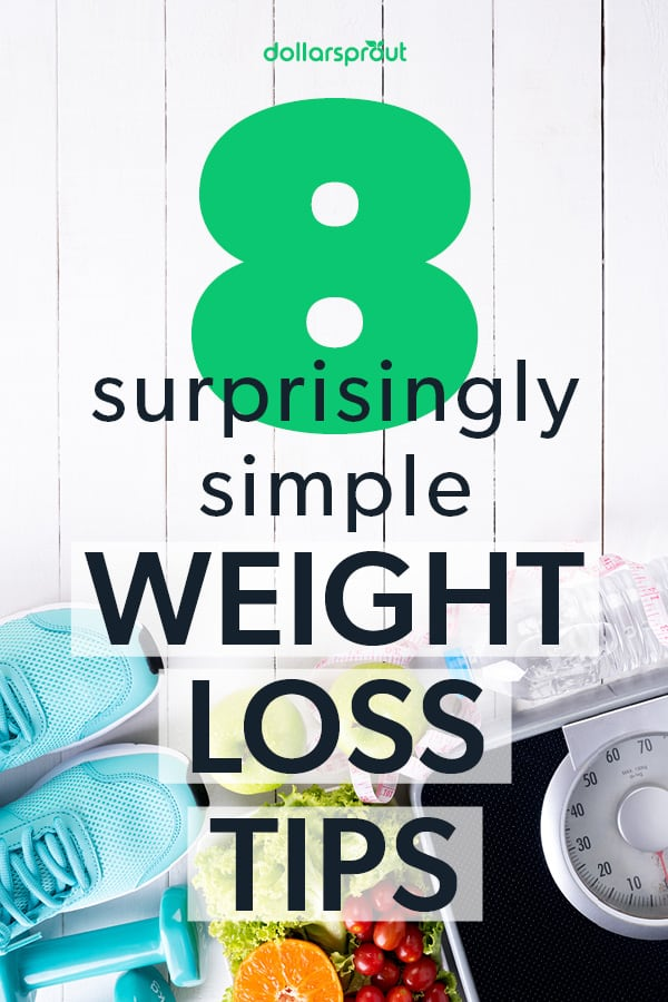 Simple tips for reaching your weight loss goals on a budget