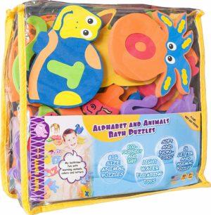 Foam Bath Letter Toys