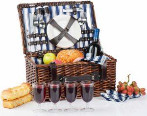 Picnic Easter Basket Idea