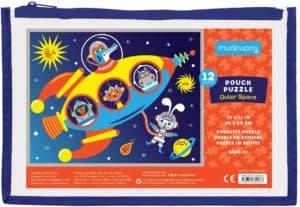Space Pouch Puzzle