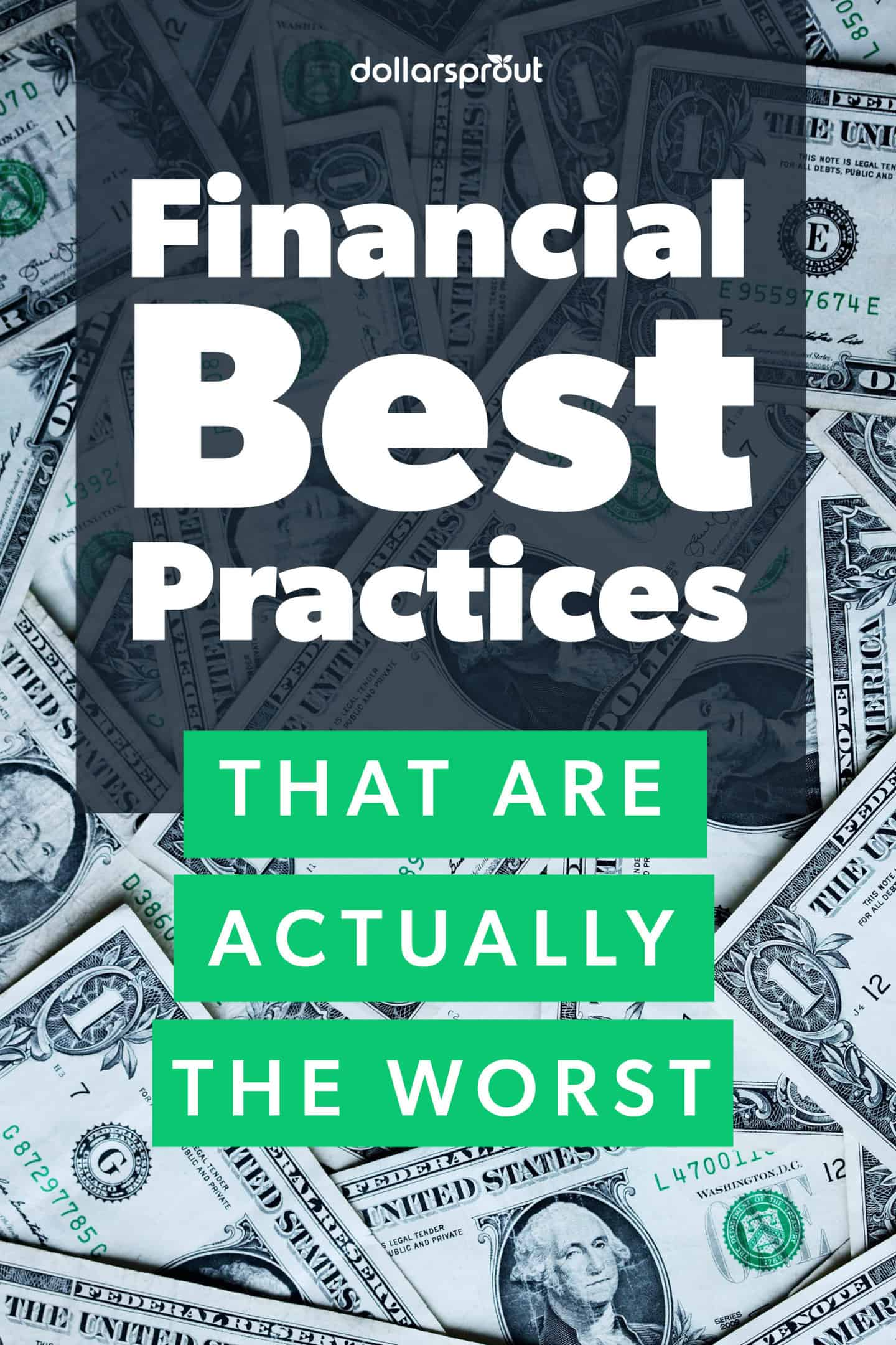 examples of bad financial advice