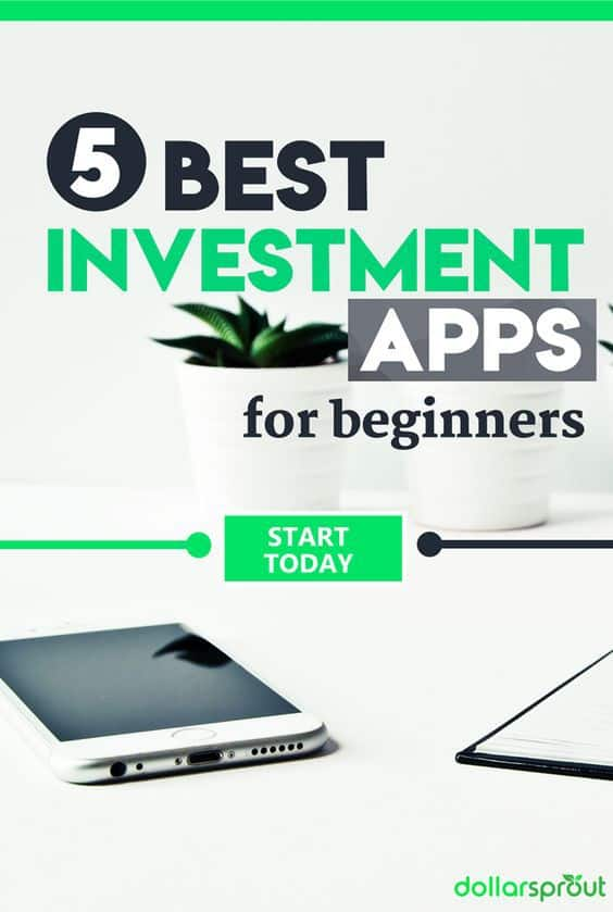 5 best investment apps for beginners to trade stocks dollarsprout