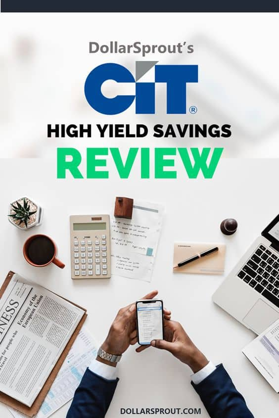 Tired of earning .06% interest on your savings? We independently reviewed CIT Bank's high-yield savings account and determined it's one of the best around. Check out the full review here and see how you can earn 25x the national average on your hard earned savings.