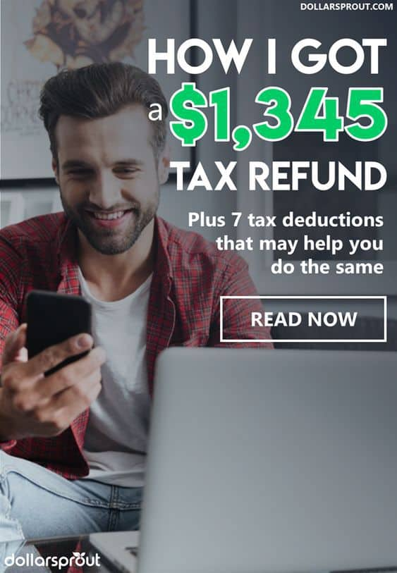 Tax season is here and it's time to cash in on those tax refunds! See how I used this neat tax deductions list to get a $1,000+ tax refund this year. It's perfect for small business owners and homeowners looking to get the absolute most out of their return.