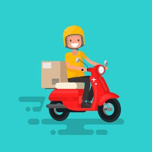 deliver with ubereats or instacart