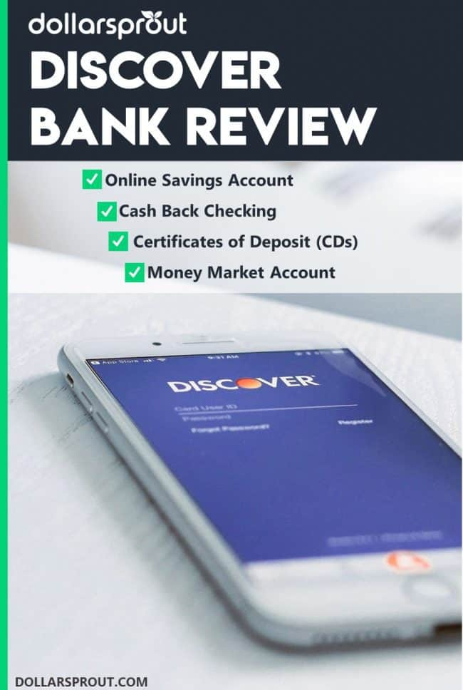Discover Bank Review | Discover Online Savings | Cash Back Checking | Certificates of Deposit | Money Market Account