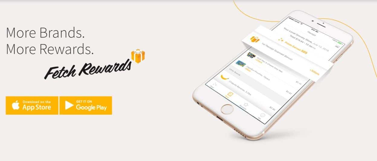 Fetch Rewards is a cash back app for groceries, similar to Ibotta