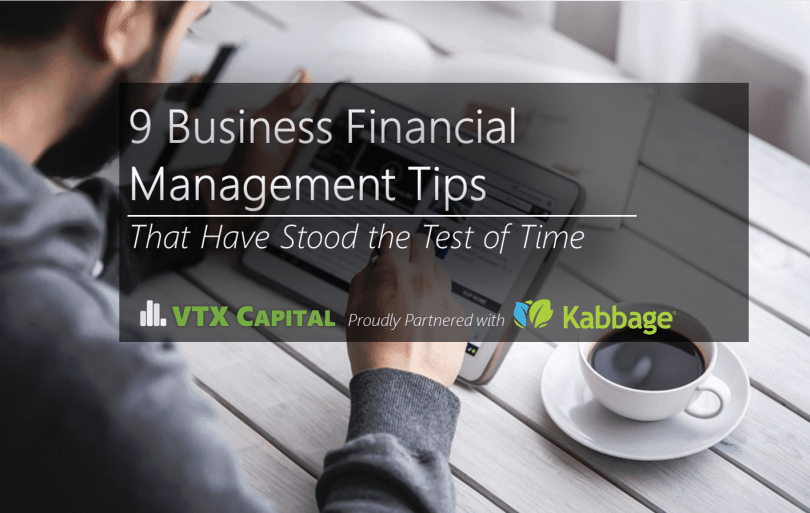 Business Financial Management: 9 Brilliant Tips for Business Owners
