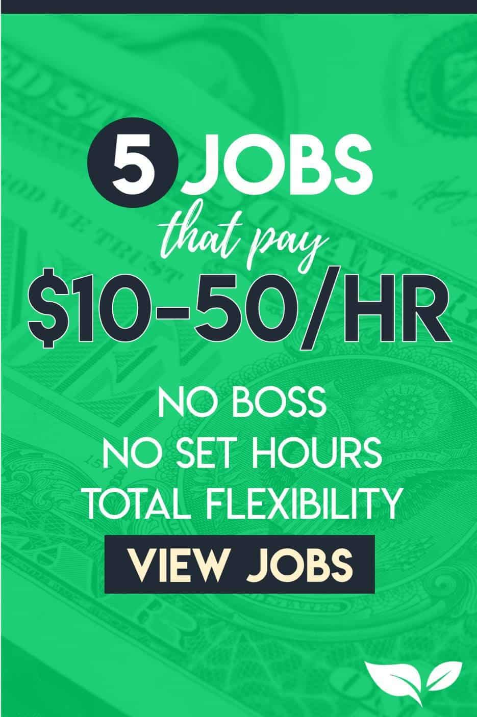 5 Best Gig Economy Jobs that Pay Cash (Near Me)
