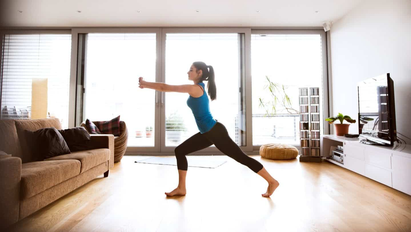 5 Home Exercise Programs Under 25