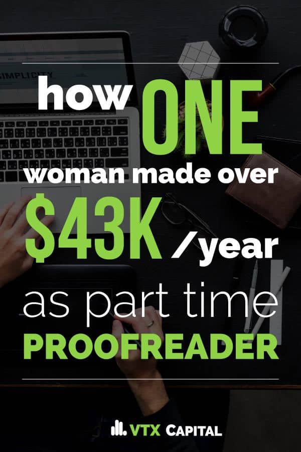 How to make money proofreading in your spare time