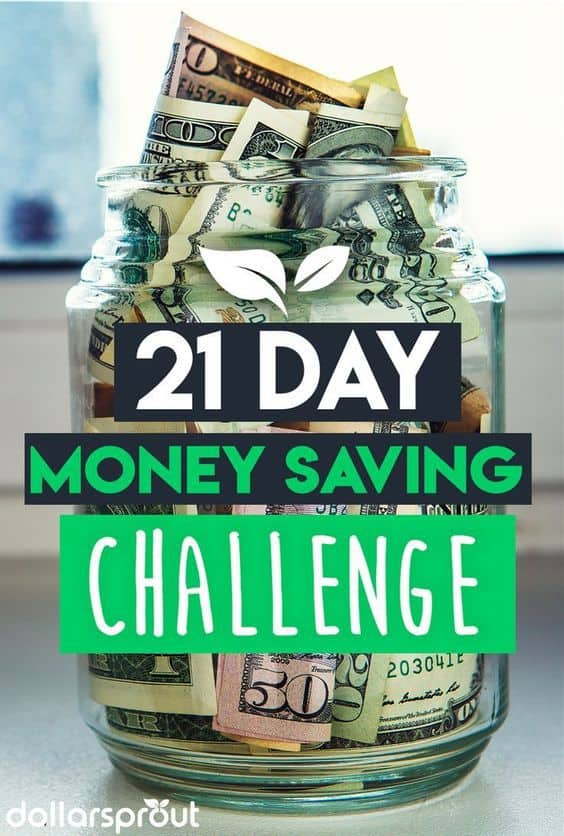 This 21 day money saving challenge was the PERFECT way for me to get serious about wanting to save money. So many tips and ideas on how to save money fast! Can't wait to see how much I save this week and hope to finally have enough for an emergency fund by the end of this year. money saver | money saving tips | money saving ideas | save money tips | save money ideas | how to save money fast | frugal living tips #savemoney #frugalliving #moneysavingtips @