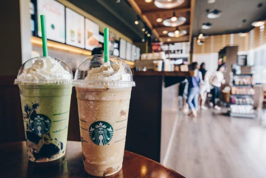 New year's resolution idea: Save money on Starbucks!