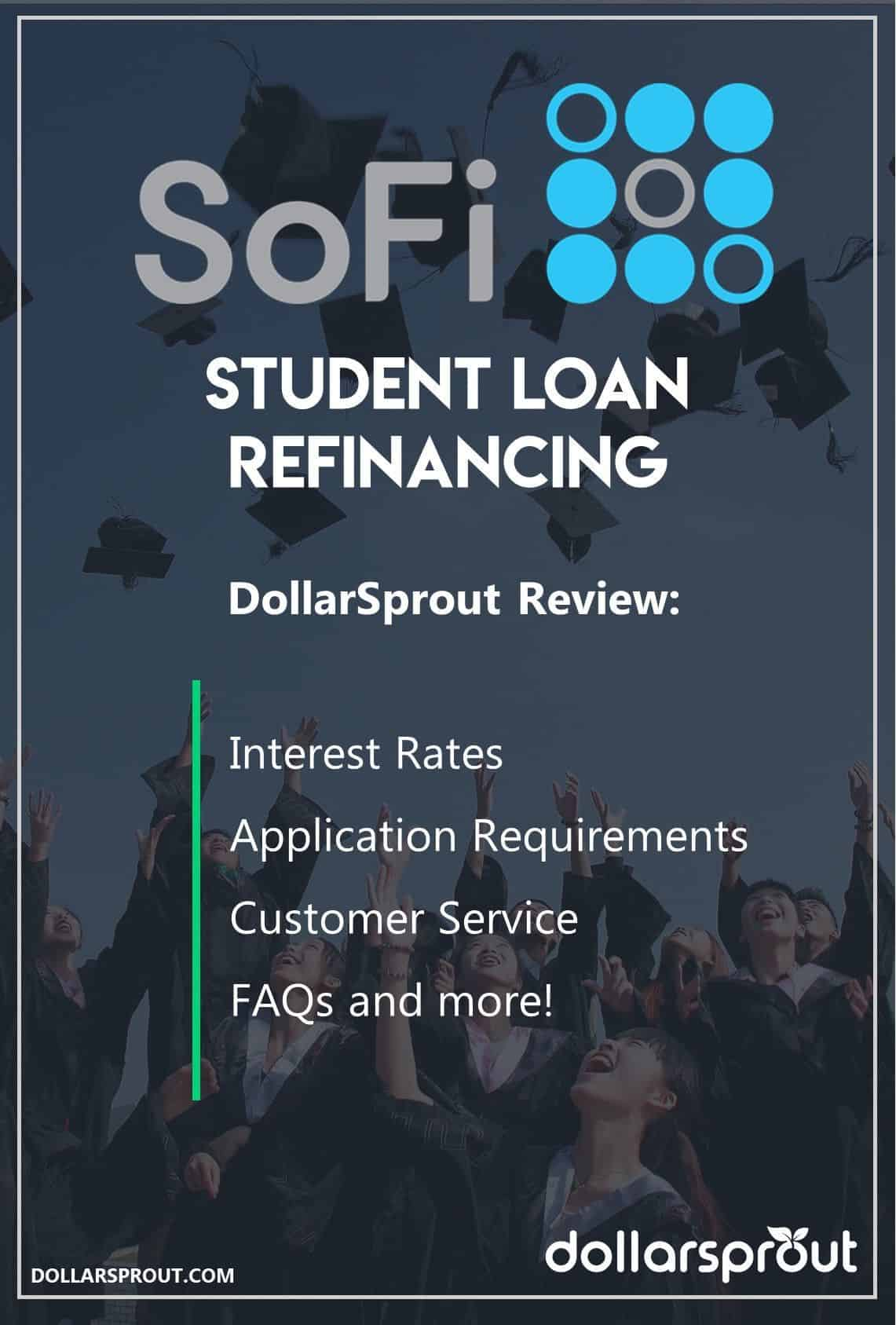 Are you interested in refinancing your student loans? You could potentially save tens of thousands of dollars by refinancing a student loan through a company like SoFi. Check out our review and see what we like about SoFi (and how it is the only company we recommend for student loan refinancing).