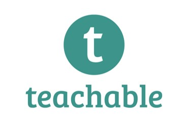 start an online business and make money from home with Teachable